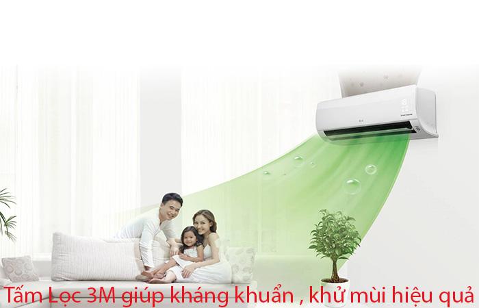 Tấm lọc 3M của điều hòa LG